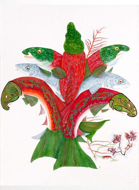 Sockeye Bouquet